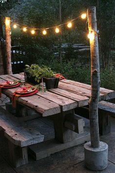 Table lights