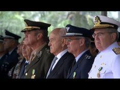 DILMA e PT foram barrados no RJ nas homenagens aos heróis do EXÉRCITO na...