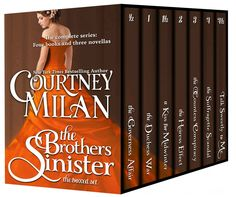 The Brothers Sinister: The Complete Boxed Set - Kindle edition by Courtney Milan. Romance Kindle eBooks @ Amazon.com.