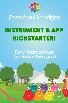 The Preschool Prodigies Kickstarter is live!!! Help us spread the word by sharing, liking or tagging some friends! EACH DAY of the Kickstarter will feature a free piece of colorful holiday sheet music. Drop by to collect our new-and-improved Holiday Songbook, free! Whether you're brand new to PsP or a long-time fan, there are some awesome and unique rewards that you'll get in return for backing the project! Stuff like personalized videos, bulk pricing on bells, a bell app (for $1) and lots…