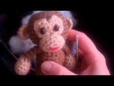 Crochet Along & Make A Monkey