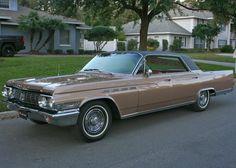 All American Classic Cars: 1963 Buick Electra 225 4-Door Hardtop