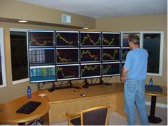 Multi-Screen,Monitor,Display,Multiple,Monitors,Computer,Stand,Setup