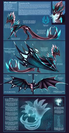 Aveil_ReferenceSheet by ShadowOfSolace.deviantart.com on @DeviantArt