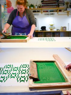 Fabric Printing Intensive Recap feat. The Casa Pino - Workroom Social • Sewing Instruction and Inspiration • Brooklyn