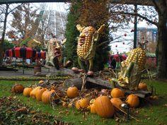 Halloween, Europa Park, Rust, Germany