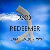 Yeshua is our Redeemer.
