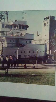 What sank the Edmund Fitzgerald?What sank the Edmund Fitzgerald?What Sank the Edmund Fitzgerald? Michigan Travel, Lake Michigan, Tug Boats, Lake Boats, Great Lakes Shipwrecks, Edmund Fitzgerald, Great Lakes Ships, Hms Hood, Big Lake