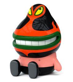 Hiroshi Yoshii // concept art toys