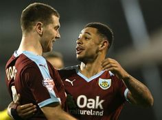 Sam Voakes and Andre Gray, the ace striking partnership of 2015/16