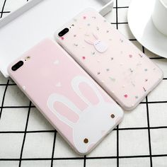 Cute Bunnies Phone Case - use code feelingspree for 10% off at www.spreestudio.com  #ulzzang #ulzzanggirl #koreangirl #style #fashion #shop #clothing #look #ootd #outfit #outfitoftheday #koreanfashion #korean #koreanstyle #phonecase #cute #bunny #animals #pink