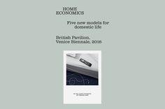 Trasporto opere al Padiglione Gran Bretagna – 15° Biennale di Architettura di Venezia Venice Biennale, Home Economics, New Model, Life, Italia