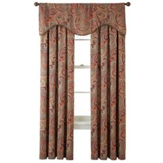 Home Expressions™ Wynnewood Window Treatments  found at @JCPenney