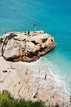 Roquebrune Cap Martin, France. Copyright Millie Brown
