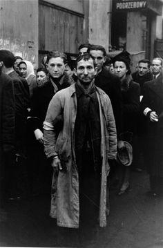 Regards sur les ghettos - Walter Genewein Ghetto de Varsovie, automne-hiver 1941