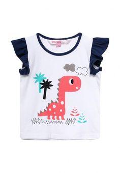 Одежда для девочек футболка Modis за 238.0  р.. в интернет-магазине Lamoda.ru