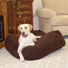 Your pet will sink into comfort with a Cuddle Cube pet bed! http://www.menards.com/main/p-2696960-c-8320.htm?utm_source=pinterest&utm_medium=social&utm_content=bed&utm_campaign=pinsforpets