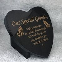Tagged items: granite grave stone on Folksy Handmade Items, Handmade Gifts, Granite, Markers, Craft Supplies, Cool Designs, Tags, Stone, Crafts
