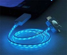 Light Up Charging Cable $21.99