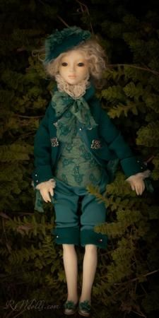 Erba | Romantic Wonders Dolls
