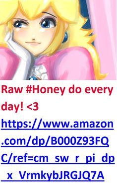 Raw #Honey do every day! <3 https://www.amazon.com/dp/B000Z93FQC/ref=cm_sw_r_pi_dp_x_VrmkybJRGJQ7A