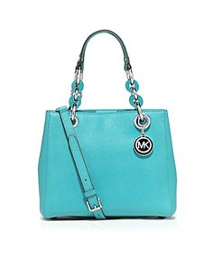 Michael Michael Kors Satchel - Small Cynthia Saffiano - was $298.0, now $208.0 (30% Off) @ Bloomingdale's