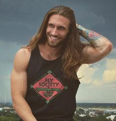 5 Trendy Long Hairstyle Ideas for Men - Long Hair Guys Man Bun Hairstyles, Straight Hairstyles, Men's Hairstyle, Buzzcut Haircut, Hipster Pictures, Very Short Haircuts, Mane Event, Elastic Hair Bands, Stylish Hair