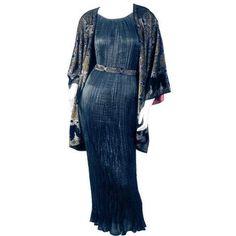 Historia de un vestido, Delphos de Mariano Fortuny