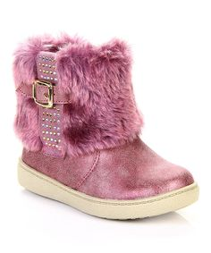 Look at this Jelly Beans Pink Better Boot on #zulily today!