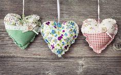 сердечки из ткани в стиле шебби шик: 20 тыс изображений найдено в Яндекс.Картинках