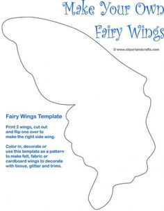 ~~pinned from site directly~~ . . . Wings costume pattern