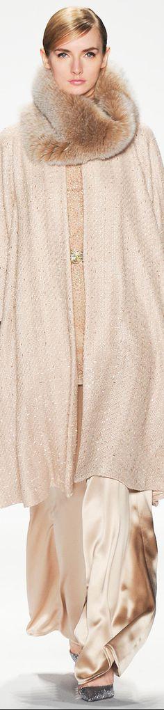 NYFW FALL 2014 Ready-To-Wear featuring Badgley Mischka