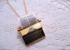 Tiny typewriter