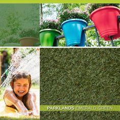 Parklands - Emerald Green