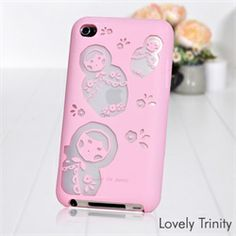 By using the natural and feminine floral patterns design, this collection brings you a refreshing feeling on the feminine mobile fashion. Decorate your iPod Touch 4 with a touch of sweetness.Made of elastic silicone materialsEasy to wear and take of