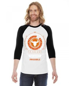 Taurus - Deepest Loves Possible 3/4 Sleeve Shirt