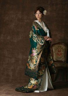 Kimono Wedding / 神前挙式衣装 | 神社で結婚式 / Shinto wedding costume Japan