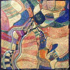Sunshine V SOLD by Brenda Hartill RE available for sale from Saffron Gallery