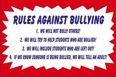 anti bullying phrases - Yahoo Image Search Results