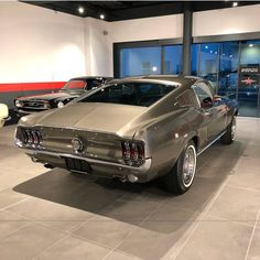 Mustang #mustangclassiccars