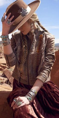 25316458a4 171 Best Cowgirl Chic images in 2019 | Fashion, Cowgirl chic, Style