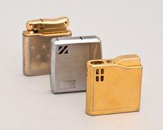 Vintage Colibri Butane Pocket Lighter Mini Collection - 1000x800 - jpeg