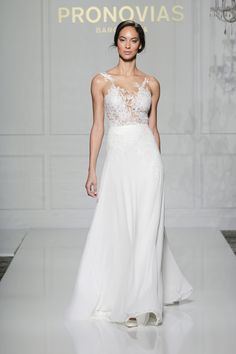 Varinia style from Atelier Pronovias 2016 Collection.