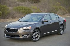 Kia has moved upmarket with this 2014 Cadenza sedan, and a week with the car proves it has the luxury shmooze, but perhaps not the sporty moves to disrupt its segment. Kia Motors, Automobile Industry, Automotive News, Latest Cars, Car Pictures, Cars And Motorcycles, Vehicles, Sedans, Vroom Vroom