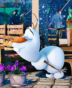 frozen olaf wallpaper taking time to smell the flowers~ Cartoon Wallpaper, Frozen Wallpaper, Wallpaper Backgrounds, Merry Christmas Wallpaper, Merry Christmas Images, Christmas Snow Globes, Iphone Wallpaper Preppy, Disney Phone Wallpaper, Disney Frozen Olaf