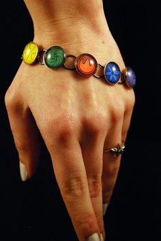 Sages and Pearls Bracelet from The Legend of Zelda. $25.00.