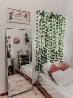 dream rooms for adults ; dream rooms for women ; dream rooms for couples ; dream rooms for adults bedrooms ; dream rooms for girls teenagers Teen Room Decor, Room Ideas Bedroom, Bedroom Designs, Bed Room, Bedroom Inspo, Bedroom Colors, Budget Bedroom, Hipster Room Decor, Bedroom Inspiration