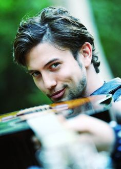Jackson Rathbone: No one should be allowed to be this good looking! I mean, seriously!