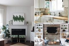 We all have old items tucked into the back of closets or taking up space in the garage that we've been meaning to donate or throw away. But what you may see as trash right now could actually be an amazing treasure for your home and life. Here are 11 before-and-after projects that will make you think twice about tossing out old or outdated...