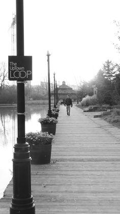 The Uptown Loop: Waterloo Park by Lulia Mar